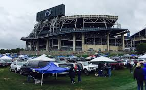 Penn State Athletics Changes Football Parking System, Increases ...
