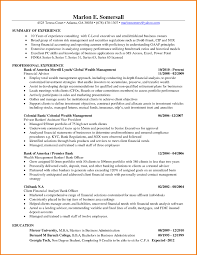 Operations Management Resume Examples Beautiful Business Analyst