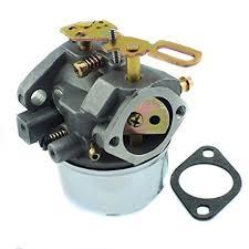 Amazon.com : ARJ Carburetor For Tecumseh 640052 640054 640349 HMSK80 ...