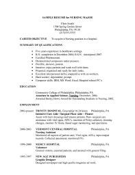Entry Level Phlebotomist Resume Resume Cover Letter
