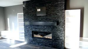 black fireplace surround slate tiled fireplace oriental black tile over surround paint tiles for with reclaimed black fireplace surround
