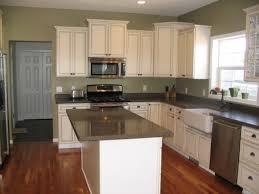 Green And White Kitchen Olive Green Kitchen Cabinets White Kitchen Cabinets With Light