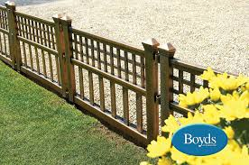 garden fencing panels. Border Edging Fence Panels Bronze Effect Ideal For Lawn Edge Paths Or Borders Pack Of 4, 2.4 Metre Length: Amazon.co.uk: Garden \u0026 Outdoors Fencing