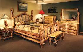 Log Furniture by Log Cabin Rustics