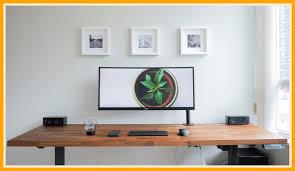 wood design furniture. Best Diy Dream Desk Setup Clean Modern Wood Design For Woodworking Ideas Popular And Inspiration Furniture