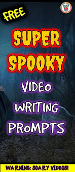 learning made fun education ideas and resources learning made fun   halloween coming up it is a fantastic time to get spooky and creative during writing sessions so i have collected some scary short films to provide