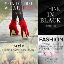 Famous Quotes Fashion