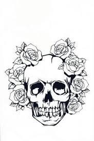 Disegno Rosa Bianco E Nero Cerca Con Google Tattooooooss