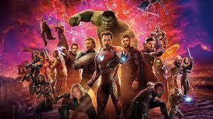 Avengers Infinity War iPad Wallpapers ...