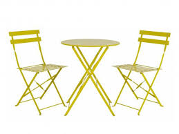 yellow outdoor furniture. Outdoor Chairs And Tables Colourful Garden Furniture - Aralsa Cool 20+ Yellow