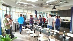 dublin office. French Beer Bash In Dublin Office, IFSC - Arista Networks Dublin, Co Office V