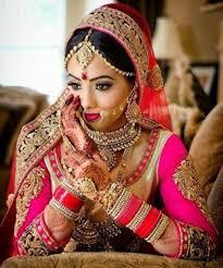indian bridal makeup trends of 2016 009 855x1024 top 10 most beautiful indian bridal sarees