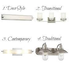 art deco bathroom lighting. Wonderful Art Deco Vanity Light Bathroom Lighting Home Decorating Blog Community