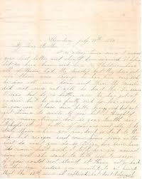 Acton Memorial Library Civil War Archives | The Civil War Letters of Aaron  Jones Fletcher