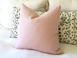 blush colored pillows. Modren Colored Blush Colored Pillows Zoom Throughout L