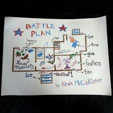 home alone poster battle plan. Brilliant Alone This Would Be A Fun Activity For Cold Winter Afternoon While Watching Home  Alone In Alone Poster Battle Plan E