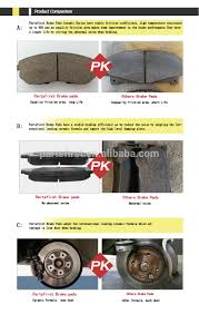 brake pads manufacturer for Toyota Camry OEM 04491-50020 GDB3155 ...