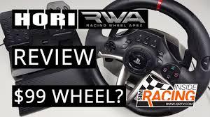 <b>HORI Racing Wheel Apex</b> Review - Is a $99 Wheel a Good Idea ...