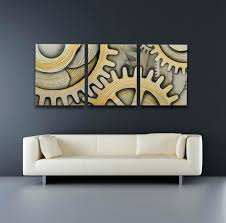 photo wall art metal wall art modern abstract sculpture contemporary painting home decor diy photo wood