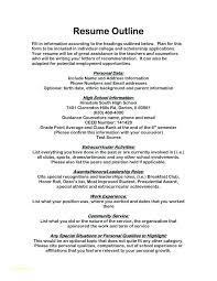 Resume Template Fill In Easy Resume Maker Unique Free Basic Resume ...