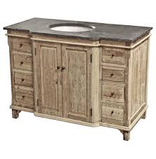 rustic pine bathroom vanities. Sinclar French Country Reclaimed Pine Wash Blue Stone Single Bath Vanity Sink Rustic Bathroom Vanities