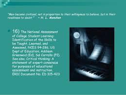 Wix com   Critical thinking  Critical thinking skills and Thinking     SlideShare