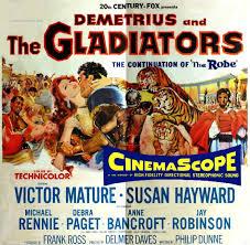 """Résultat de recherche d'images pour """"Les Gladiateurs 1954"""""""