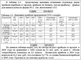Правила оформления контрольных работ курсовых проектов научных и  Рисунок 9 Пример оформления таблицы