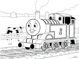 Thomas The Train Coloring Pages Free Printables The Train Coloring