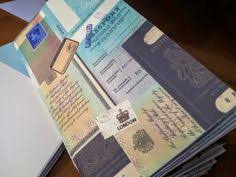 <b>Travel journal</b> with envelope pockets, Leather <b>travel journal</b> ...