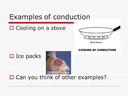 2 Examples Of Conduction
