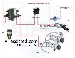 air bag suspension pressure switch best model bag  wiring diagram for a 2 compressor set up pressure switch