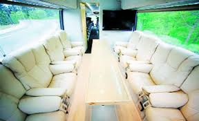 Small Picture Luxury on wheels The bus stops at seven star comfort
