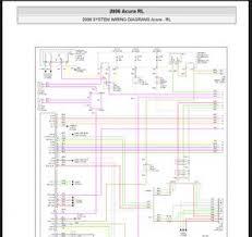 auto repair manuals service manual acura rl 2006 wiring service manual acura rl 2006 wiring diagram