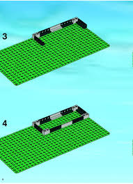 Lego House Plans Lego City House Instructions 8403 City