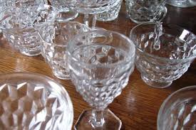 Fostoria Glass Patterns Awesome Learn About Fostoria Colored Etched Glass