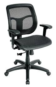 mesh backed office chair with seat and back chairs mesh backed office chair