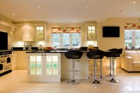 Cushion Flooring Kitchen Luxury Kitchens Style With Island Also Cabinetry And Wooden