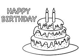 On this site you can easily find the best images, picture quotes and wishes that you can send to the. Disney Happy Birthday Coloring Page Free Coloring Pages Online