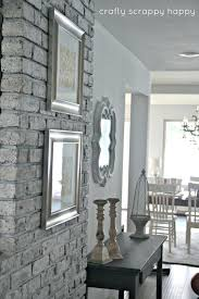 should i paint my brick fireplace painting interior brick best painted walls ideas on