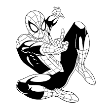 The Ultimate Spiderman Iron Spider Free Coloring Pages Globalchin