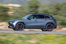 Gla 250 and gla 250 4matic standard features include: 2021 Mercedes Benz Gla250 4matic Shows Real Growth