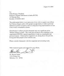 Letter Of Recommendation For National Honor Society Letter Of