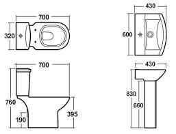 Stylish Idea Bathroom Design Standards   Ideas About - Handicap bathroom size