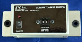 etc rev limiters magneto rpm switch magneto rpm switch