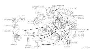 24022 01p02 genuine nissan 2402201p02 link fusible 1986 Nissan 300ZX Wiring-Diagram 1989 nissan 300zx wiring