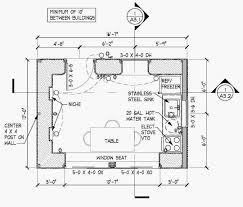 12 Elegant How To Design My Kitchen Floor Plan   House And Living