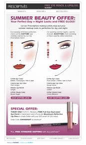 Prescriptives Lipstick Color Chart Beauty Prescriptives By Dana Zheng At Coroflot Com