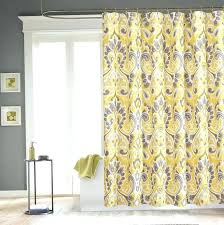 gray and yellow shower curtains compact gray yellow curtains gray and yellow curtains awesome grey and gray and yellow shower curtains