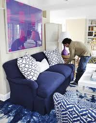 blue sofas living room navy blue sofa